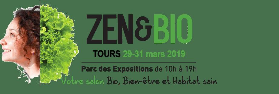Logo salon ZEN&BIO TOURS