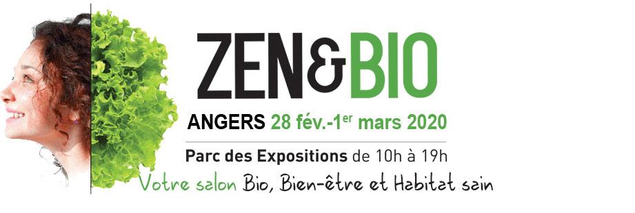 ZEN&BIO Angers 2020