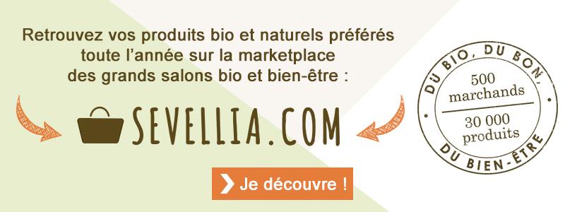 Sevellia.com, site de vente de produits biologiques et naturels