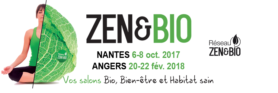 Logo salons Zen et Bio