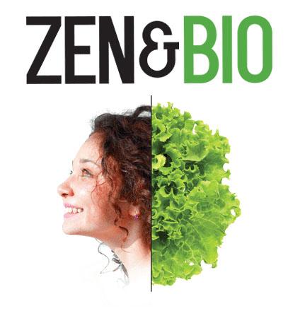 Logo salons ZEN & BIO
